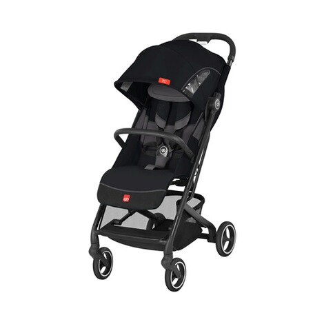 gb GOLD Qbit+ All-City Buggy  Velvet Black 1