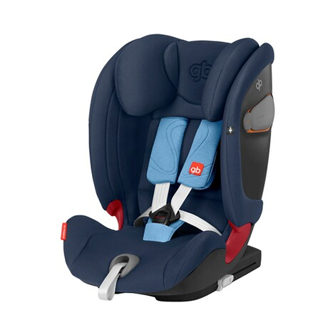 gb GOLD Everna-Fix Kindersitz  Night Blue 1
