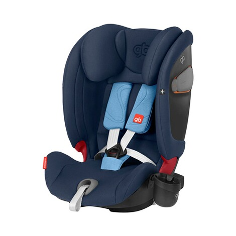 gb GOLD Everna-Fix Kindersitz  Night Blue 16