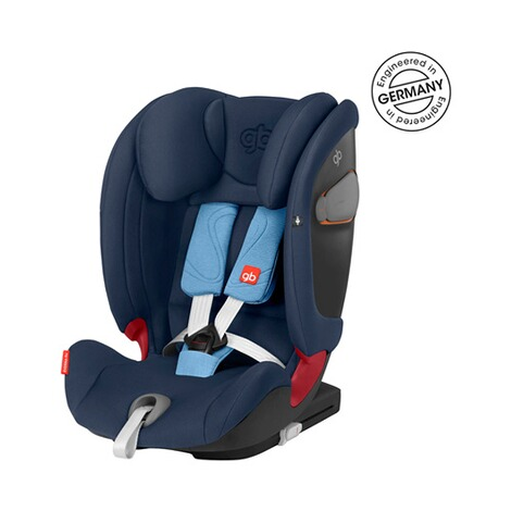 gb GOLD Everna-Fix Kindersitz  Night Blue 17