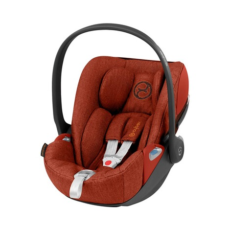 Cybex PLATINUM Cloud Z i-Size Plus Babyschale  Autumn Gold 1