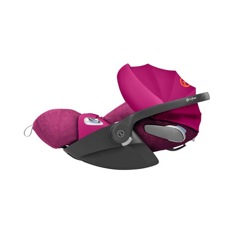 Cybex PLATINUM Cloud Z i-Size Plus Babyschale  Passion Pink 2