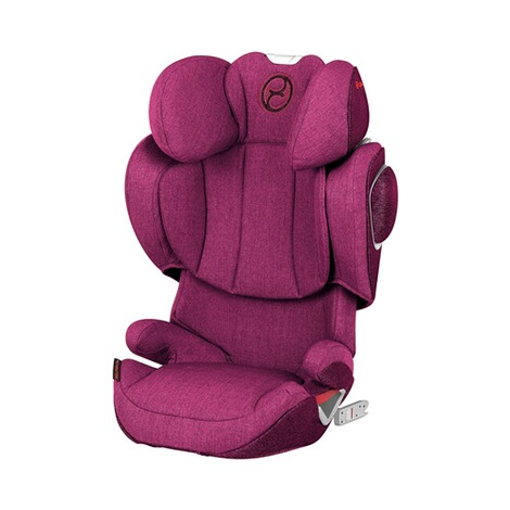 Cybex PLATINUM Solution Z-Fix Plus Kindersitz  Passion Pink 1
