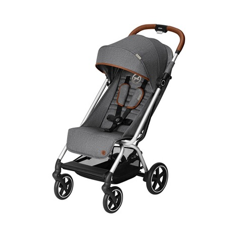 Cybex GOLD Eezy S+ Denim Collection Buggy mit Liegefunktion  Manhattan Grey 1