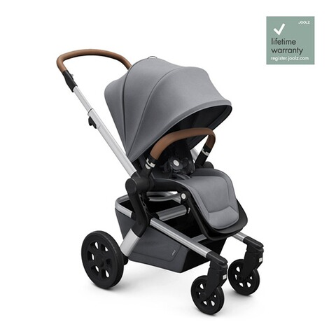 Joolz HUB Kinderwagen  gorgeous grey 1