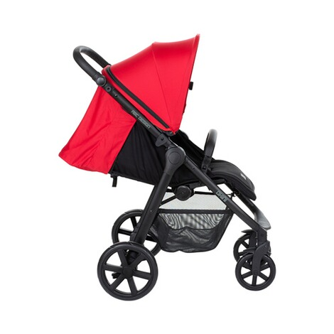 ABC Design  Okini Buggy mit Liegefunktion  berry 3