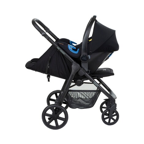 ABC Design  Okini Buggy mit Liegefunktion  black 5