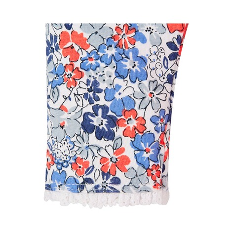 Mothercare  3er-Pack Leggings Uni Blumen 3