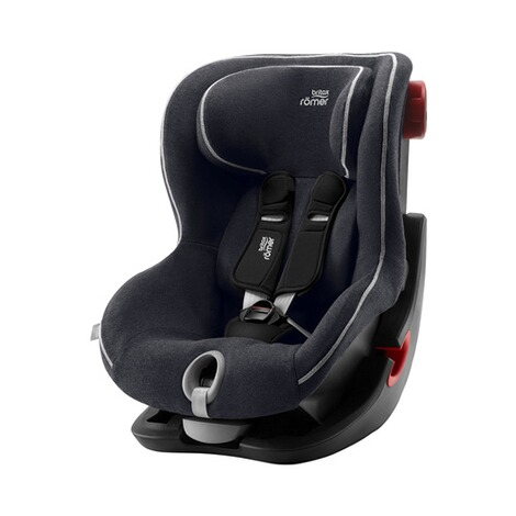 Britax RömerKomfortbezug King II ATS, King II LS, King II  Dark Grey 1