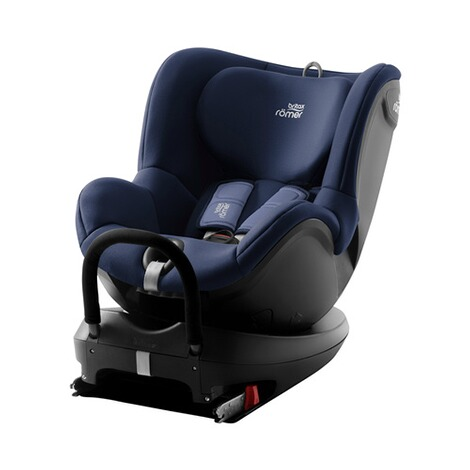 Britax Römer  Dualfix² R Kindersitz  Moonlight Blue 1