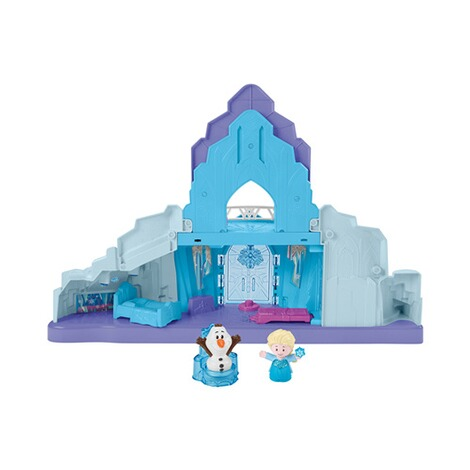 Fisher-PriceDISNEY FROZENSpielset Elsas Eispalast Frozen Little People 2