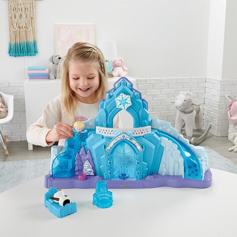 Fisher-PriceDISNEY FROZENSpielset Elsas Eispalast Frozen Little People 3