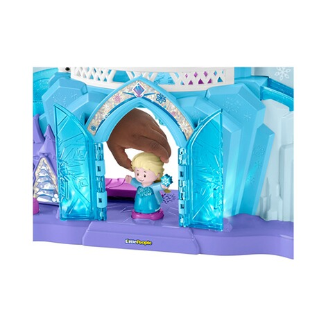 Fisher-PriceDISNEY FROZENSpielset Elsas Eispalast Frozen Little People 4