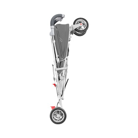 MaclarenTechno ARC Buggy mit Liegefunktion  charcoal silver 4