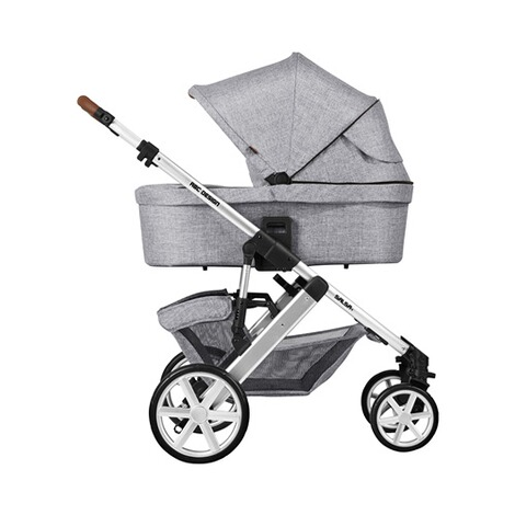 ABC Design  Salsa 4 Kombikinderwagen  graphite grey 3