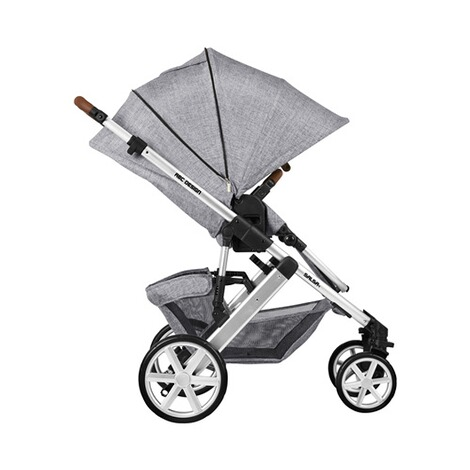 ABC Design  Salsa 4 Kombikinderwagen  graphite grey 10