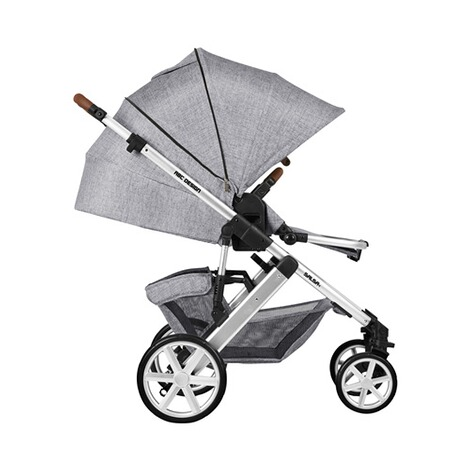 ABC Design  Salsa 4 Kombikinderwagen  graphite grey 9