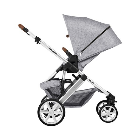 ABC Design  Salsa 4 Kombikinderwagen  graphite grey 8