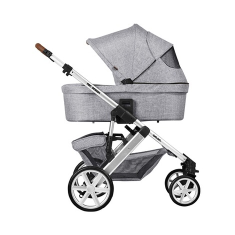 ABC Design  Salsa 4 Kombikinderwagen  graphite grey 4
