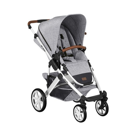 ABC Design  Salsa 4 Kombikinderwagen  graphite grey 7