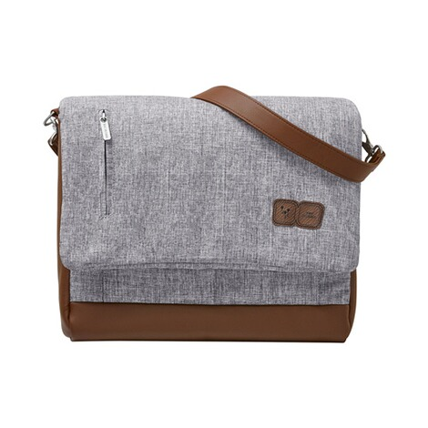 ABC Design  Wickeltasche Urban  graphite grey 1