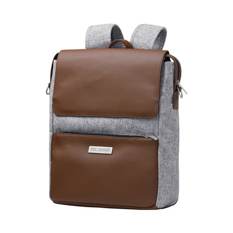 ABC Design  Wickelrucksack City  graphite grey 1