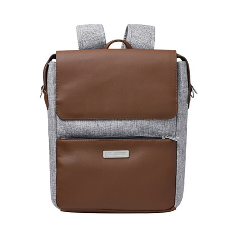 ABC Design  Wickelrucksack City  graphite grey 2