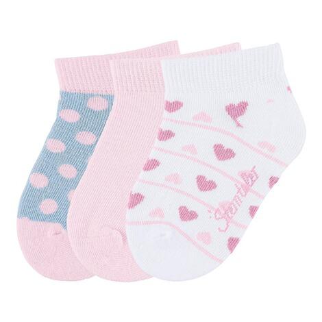 Dreierpack Blau Sterntaler Socken