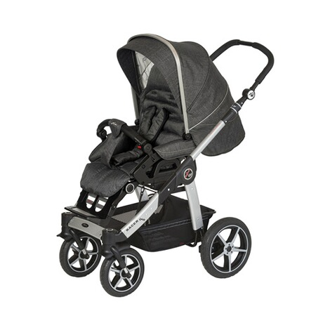 Hartan  Racer GTS Kinderwagen  little zoo 1