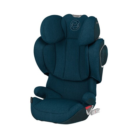 Cybex PLATINUM Solution Z-Fix Plus Kindersitz  Mountain Blue 1