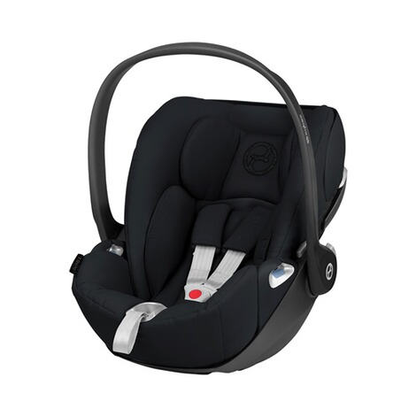 Cybex PLATINUM Cloud Z i-Size Babyschale mit Liegefunktion  Deep Black 1