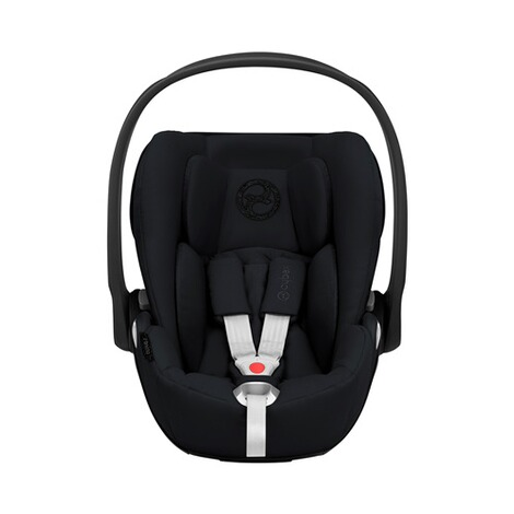 Cybex PLATINUM Cloud Z i-Size Babyschale mit Liegefunktion  Deep Black 2