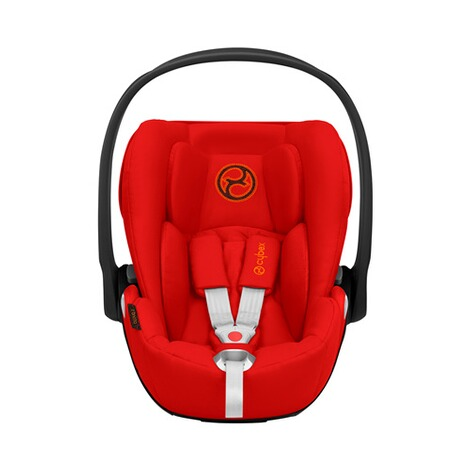 Cybex PLATINUM Cloud Z i-Size Babyschale mit Liegefunktion  Autumn Gold 2