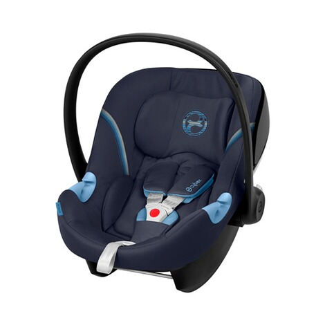 Cybex GOLD Aton M Babyschale  Navy Blue 1