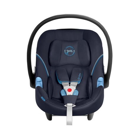 Cybex GOLD Aton M Babyschale  Navy Blue 3