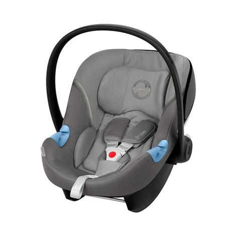 Cybex GOLD Aton M Babyschale  Soho Grey 1