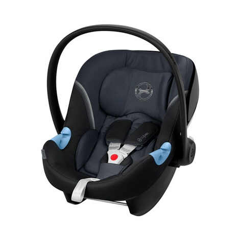 Cybex GOLD Aton M Babyschale  Granite Black 1