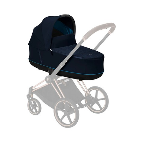 Cybex PLATINUM Tragewanne Priam Lux  Nautical Blue 3