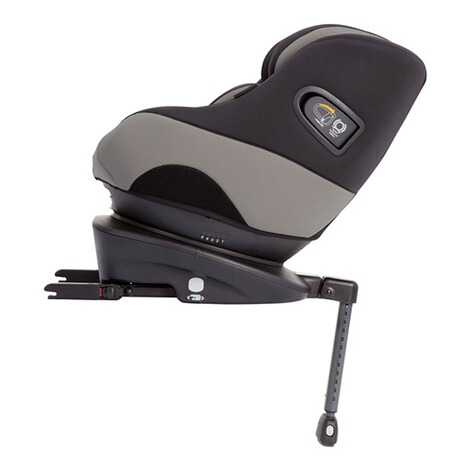 JoieSpinSafe Kindersitz  black pepper 3