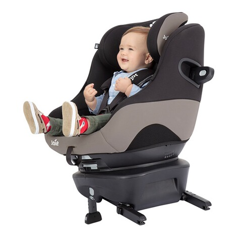 JoieSpinSafe Kindersitz  black pepper 9