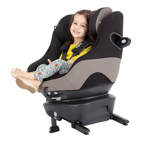 JoieSpinSafe Kindersitz  black pepper 10