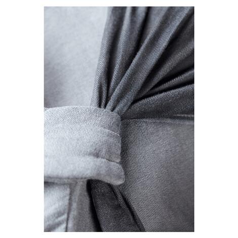 manduca® Twist Babytrage, 2 Tragepositionen grey mint