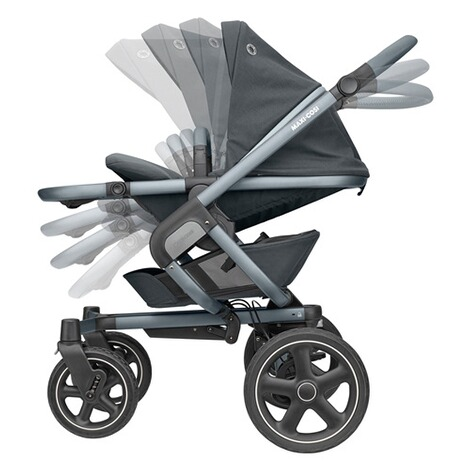 Maxi-CosiNova 4 Kinderwagen  essential graphite 5