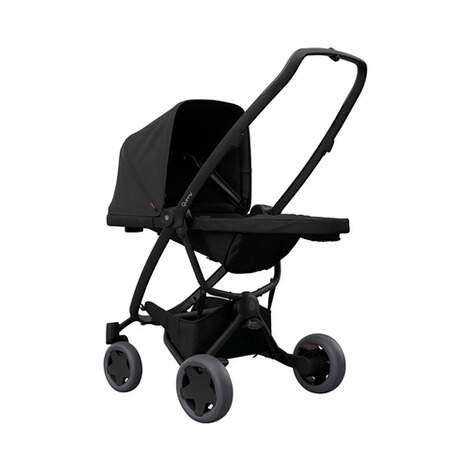 QuinnyPremiumZapp Flex plus Buggy mit Liegefunktion  black on black 4