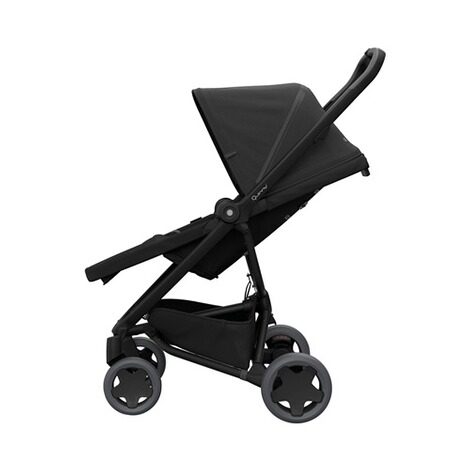 QuinnyPremiumZapp Flex plus Buggy mit Liegefunktion  black on black 2