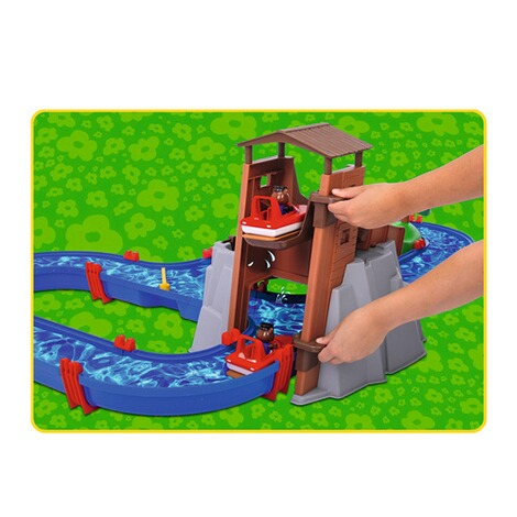 AquaPlayAquaPlay Wasserbahn AdventureLand 9