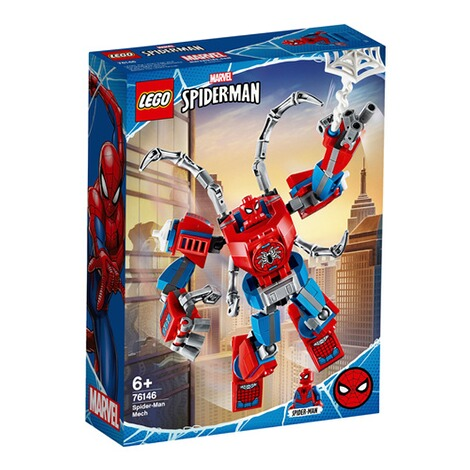 LEGO®Marvel Super Heroes76146 Spider-Man Mech 1