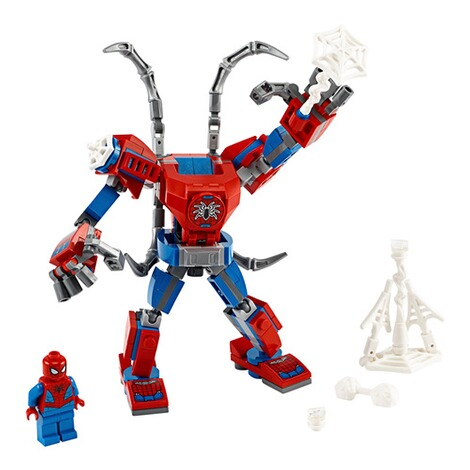 LEGO®Marvel Super Heroes76146 Spider-Man Mech 2