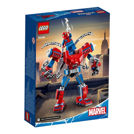 LEGO®Marvel Super Heroes76146 Spider-Man Mech 5
