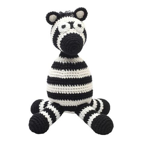 naturezoo of denmark kuscheltier zebra geh kelt 20cm. Black Bedroom Furniture Sets. Home Design Ideas
